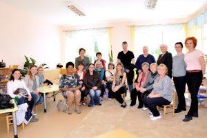 Svečiai iš Sankt Peterburgo(nuotraukų autorė I. Galdikienė)